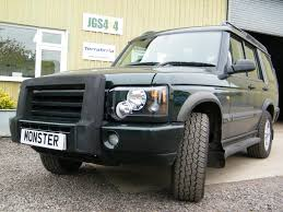 Land Rover Discovery 2 TD5 Monster Tuning Remap | JGS 4x4