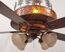 bathroom fans middot rustic pendant. Cedar Crest Deer Lighting Copper Canyon Bathroom Fans Middot Rustic Pendant