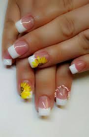 Best 25+ Sunflower nails ideas on Pinterest | Sunflower nail art ...