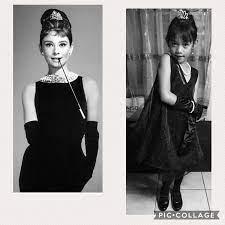 Audrey Hepburn Costume, Babies & Kids ...