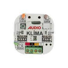 Klima Modülü (Anahtar Arkası) | Audio Elektronik A.Ş. | Görüntülü Diafon, Akıllı  Ev Sistemleri