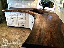 diy wood countertop countertops cost for kitchen you
