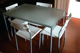 ikea glass kitchen table glass dining table and 4 chairs creative of round glass dining table