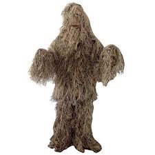 Ghillie Suit Size Chart Amazon Com Ghillie Suit Woodland Camouflage Forest Hunting