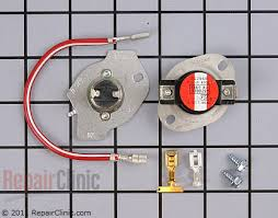 whirpool dryer not turning off or heating thermal cut out fuse kit 279816 order now for same day shipping 365 day return policy repairclinic com