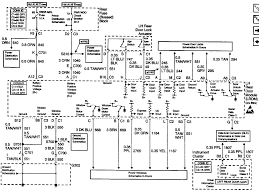 2004 cadillac deville fuel pump wiring diagram