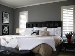 bedroom colors with black furniture. Gray Bedroom Colors With Black Furniture | Decolover.net O
