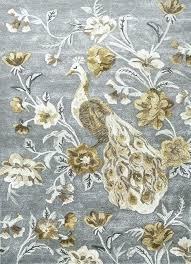 durahold rug pad wool viscose medium gray antique white color 5 x 8 feet area