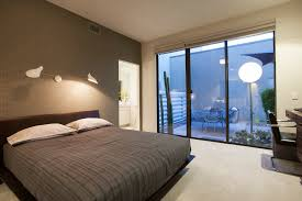 Green Bedroom Portfolio Interior Designer Palm Springs Mark - Interior designing of bedroom 2