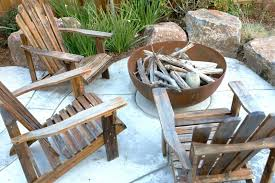 wood burning patio fire pits. Wood Burning Fire Pit Outside Backyard And Patio Ideas Outdoor Pits
