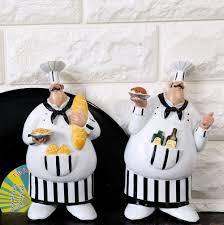 fat chef statue kitchen decor fat chef kitchen towels accessories