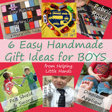 homemade birthday presents for kids pieces polly 6 easy handmade gift ideas for boys birthday templates