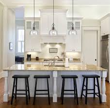 One-Light Adjustable Mini Pendant. Kitchen With Island ...