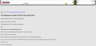 27 Wildly Successful Blog Post Examples