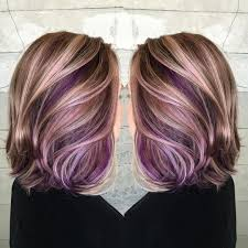 Color Rainbow Hair Los Angeles On