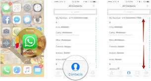 How to add and block contacts in WhatsApp for iPhone