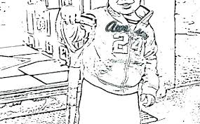 Convert Photo To Coloring Page Photoshop Convert Photo To Coloring