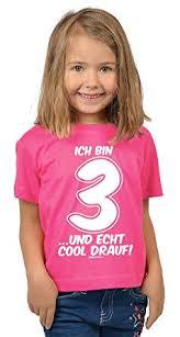 Tini Shirts 3geburtstag Sprüche T Shirt Kindergeburtstag Mädchen