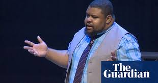 Michael Twitty on culinary justice - video   Membership   The Guardian