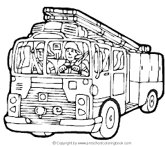 Small Picture wwwpreschoolcoloringbookcom Fire Safety Coloring Page