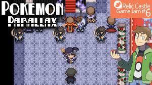 Thundaga Plays: Pokémon Parallax - PART 1 (Relic Castle Game Jam 6) -  YouTube