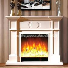 diy fireplace insert faux fireplace insert l decorative heating set wooden mantel plus electric burner