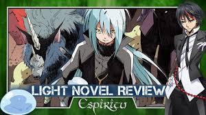 Tensei Shitara Slime Datta Ken Light Novel Volume 6 That Time I Got Reincarnated As A Slime Volume 6 Light Novel Review Season 2