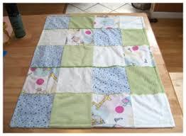 Make A Patchwork Baby Quilt &  Adamdwight.com