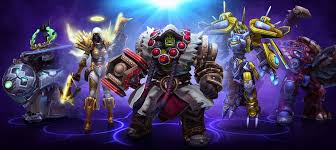blizzard s moba heroes of the storm gets a release date gamespot