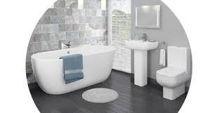 bathrooms. Modern Bathroom Suites Banner Bathrooms