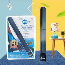 Ăng-ten TV kỹ thuật số trong nhà Clear TV HDTV Digital Cao Cấp AZONE - Anten  Tivi Thương hiệu OEM