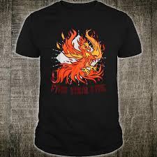T Shirt Design Phoenix Find Your Fire Phoenix Fantasy Motivational Mythical Shirt