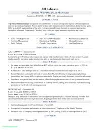 Resume Sample Word Manager Resume Template Word Elegant Sales Manager Resume Sample 51