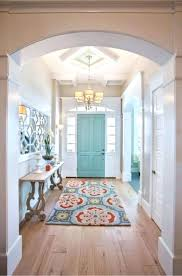 foyer area rugs entryway rug ideas full size of 1 4