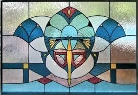 art nouveau stained glass art nouveau stained glass patterns free