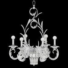vaughan designs basket chandelier 3d model max obj fbx mtl 6