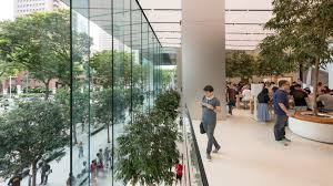 apple orchard road by foster partners