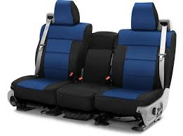 two tone seat covers color choices
