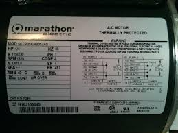 need wiring diagram a marathon electric motor wiring library marathon electric motor wiring diagram century ac motor wiring diagram 115 230