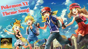 Pokemon Gotta catch 'em all XY Theme song full AMV! Pokemon XY Theme Song-English.  - YouTube