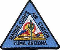 Resultado de imagen para Foto de la Marine Corps base in Arizona de Yuma