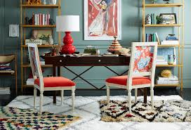 eclectic home office. Eclectic Home Office A