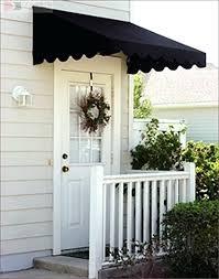 front door awningFront Door Fabric Awning Sunair Round Canopy Dome Over Door Fabric