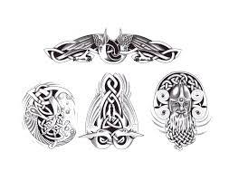 мужские тату эскизы кельтские узоры студия художественной