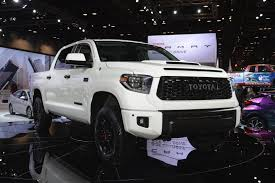 Toyota 2019 TRD Pro Tundra, Tacoma and 4Runner Flaunt Snorkel and ...