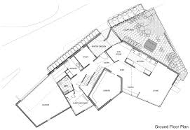 cliff top home with spectacular views in wellington new zealand ground floor plan_architect drawings top view_architecture_architecture design process new school of and architectural designs house pla ennis house floor plan escortsea on ennis house floor plan images
