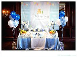 baby boy 1st bday party theme first birthday supplies for