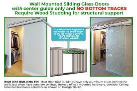 sliding glass door design tips