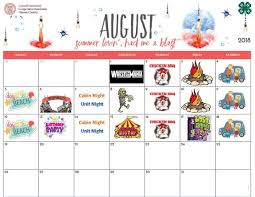 August Theme Calendar August Theme Calendar Magdalene Project Org