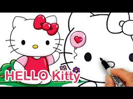 Videos Matching How To Draw Hello Kitty Hello Kitty Easy